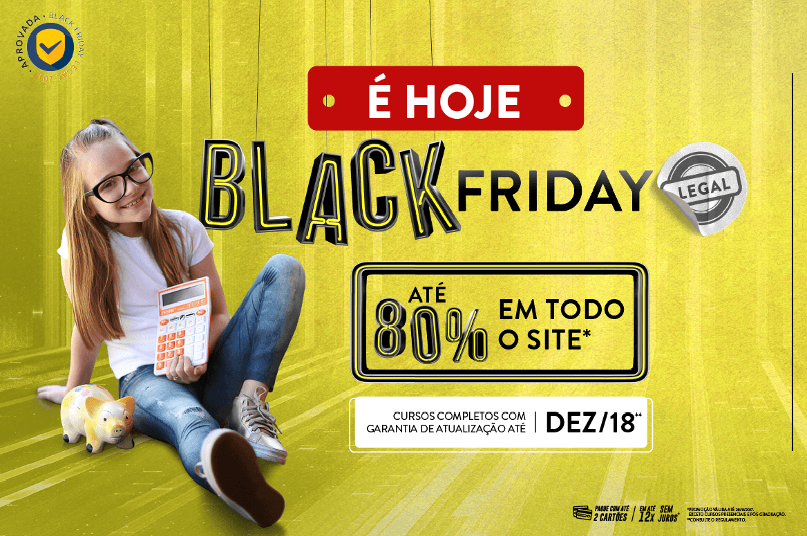 Black Friday É HOJE | principal