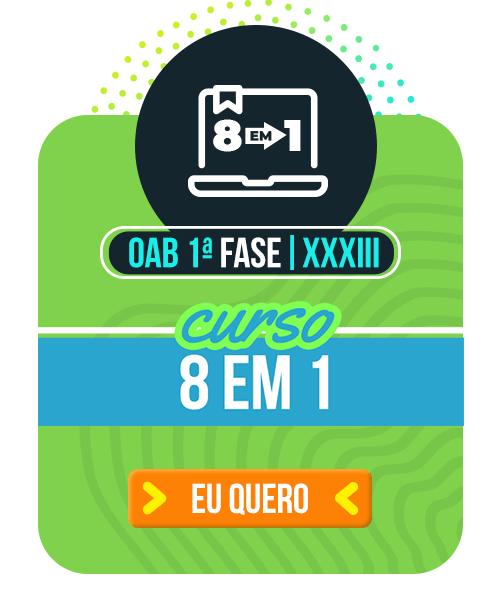 [CERS] OAB 8 em 1