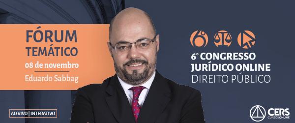 eduardo-sabbag-fórum-congresso-jurídico