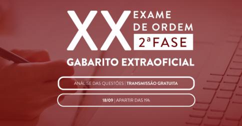 gabarito-extraoficial-oab-2-fase-xx