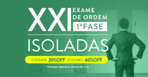 isoladas-oab-xxi-exame-ordem-cers
