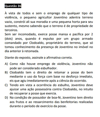 recurso-oab-direito civil-xxiii
