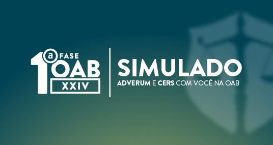simulado oab-1-fase-xxiv