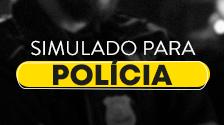 Simulado para Concursos da Área Policial