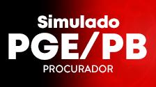 Simulado PGE PB