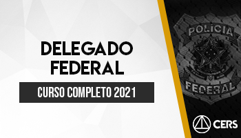 CURSO COMPLETO DELEGADO FEDERAL 2021