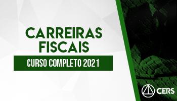 Curso Completo Carreiras Fiscais 2021