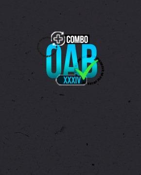 OAB 1ª Fase + 2ª Fase -  Preparação Antecipada