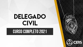 Curso Completo Delegado Civil - Concurso DPC DF