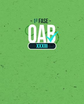 OAB 2ª Fase - Primeiras Aulas Grátis (Todas as Disciplinas)