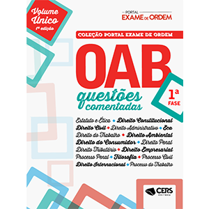 Coleção Portal Exame de Ordem - OAB 1ª Fase - Questões