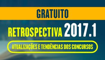 PROJETO RETROSPECTIVA 2017 - CERS CURSOS ONLINE