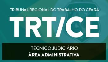 TRT CE concurso curso online