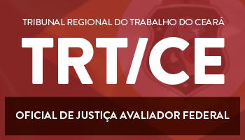 concurso TRT CE - curso online