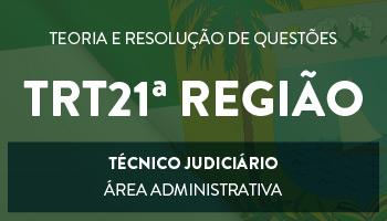 trt 21-curso-técnico