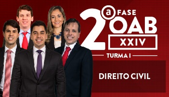 OAB 2ª FASE - XXIV EXAME - DIREITO CIVIL