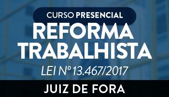 REFORMA TRABALHISTA  (LEI Nº 13.467/2017)