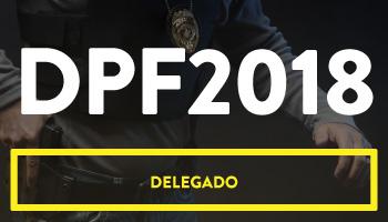 CURSO INTENSIVO PARA O CONCURSO DE DELEGADO DA POLÍCIA FEDERAL TEORIA E RESOLUÇÃO DE QUESTÕES 2018 (DPF)