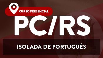 CERS SÃO PAULO - CURSO ISOLADO DE PORTUGUÊS PARA O CONCURSO DE DELEGADO DA POLÍCIA CIVIL DO RIO GRANDE DO SUL - PROF. EDUARDO SABBAG
