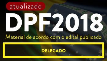 CURSO PARA O CONCURSO DE DELEGADO DA POLÍCIA FEDERAL TEORIA E RESOLUÇÃO DE QUESTÕES (DPF)