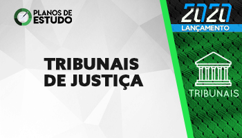 6 MESES | PLANOS DE ESTUDO COM TUTOR | CURSO CONCURSO ANALISTA E TÉCNICO TRIBUNAIS DE JUSTIÇA (TJ)