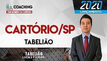 12 MESES | COACHING COM MEMBRO DA CARREIRA | CURSO PARA CONCURSOS DE CARTÓRIO SÃO PAULO (SP) | Prof. Lucas Fujiike