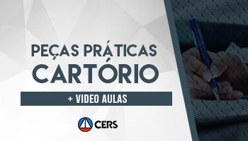 Curso Online | Videoaulas | Peças Práticas | 2ª Fase