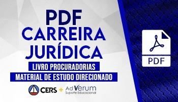 Livro Procuradorias | PDF Ad Verum | Material Digital