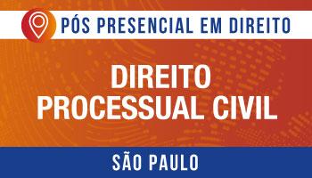 SÃO PAULO - Direito Processual Civil